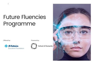 Future Fluencies Programme for learners aged 13-18